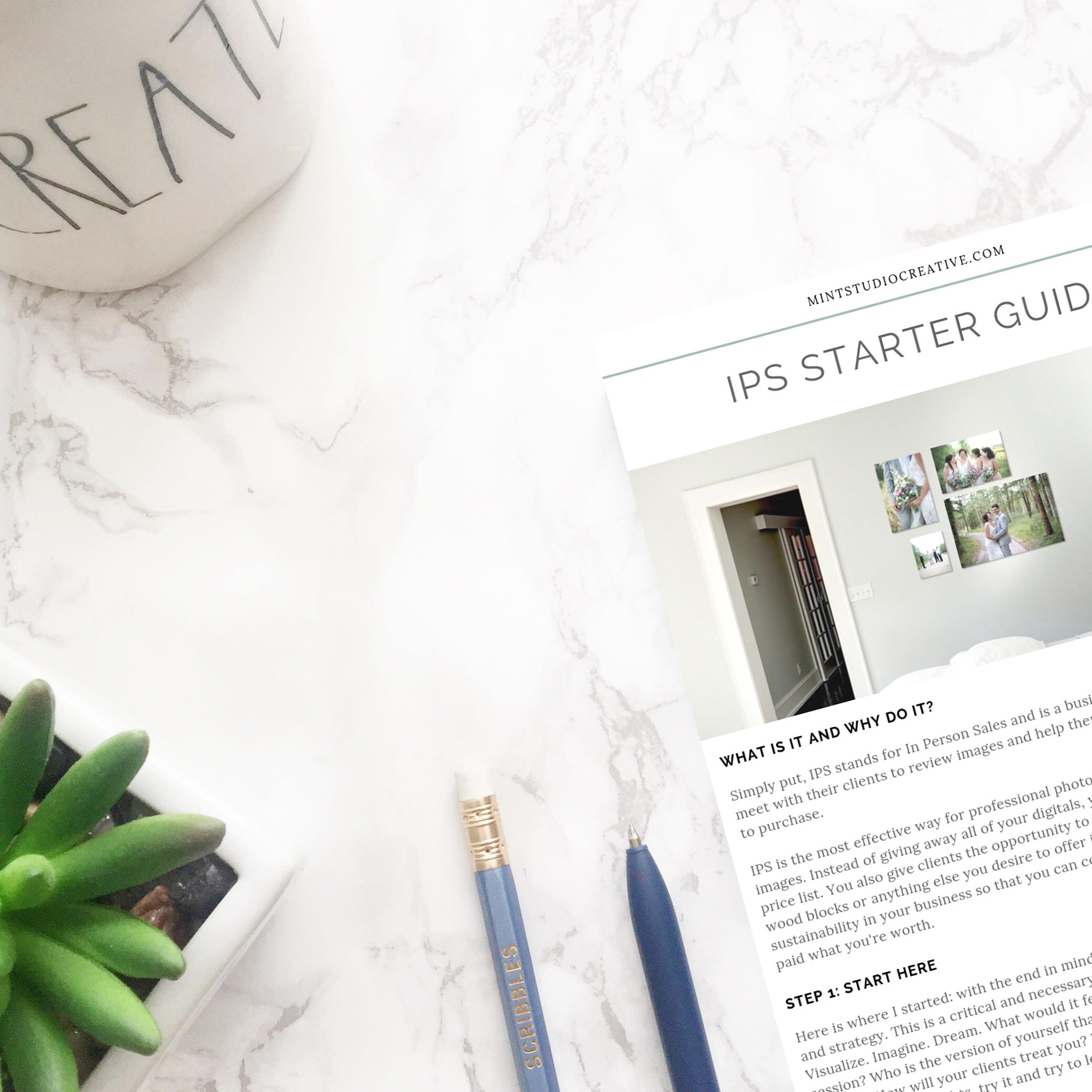 IPS Starter Guide